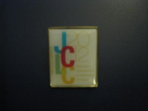 JCLC 2012 Limited Edition Pin